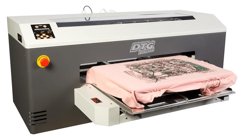 M2 Garment Printer