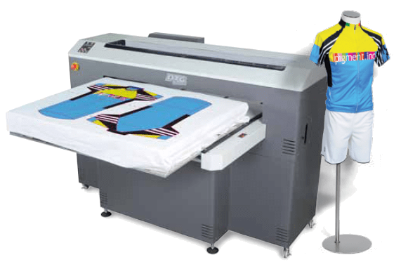 M6 Garment Printer - DTG Digital Printer