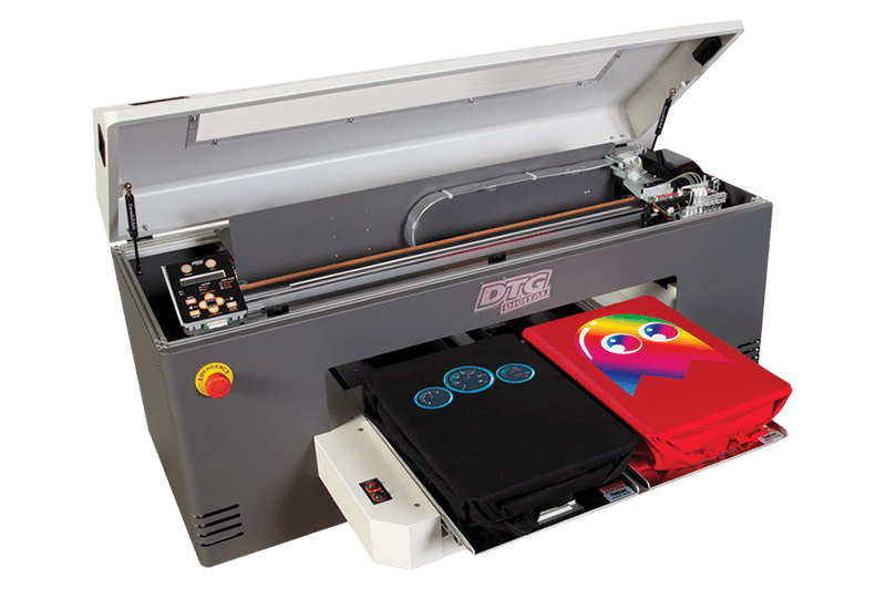 M2 Garment Printer - DTG Digital Printer