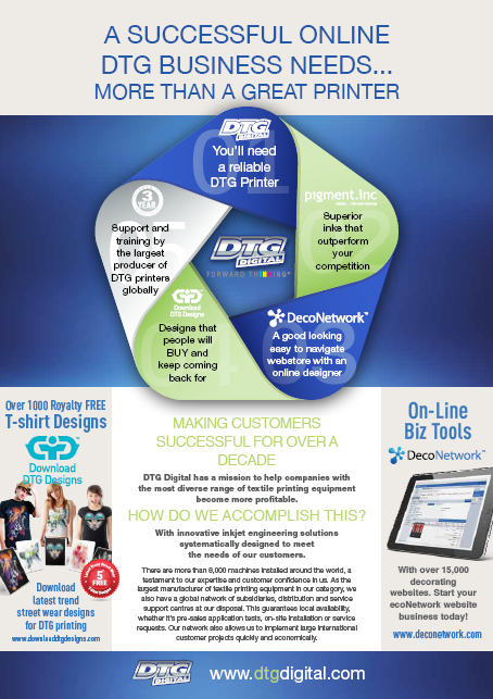 Online Success Brochure
