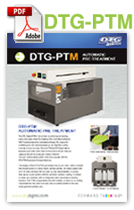DTG Mseries brochure