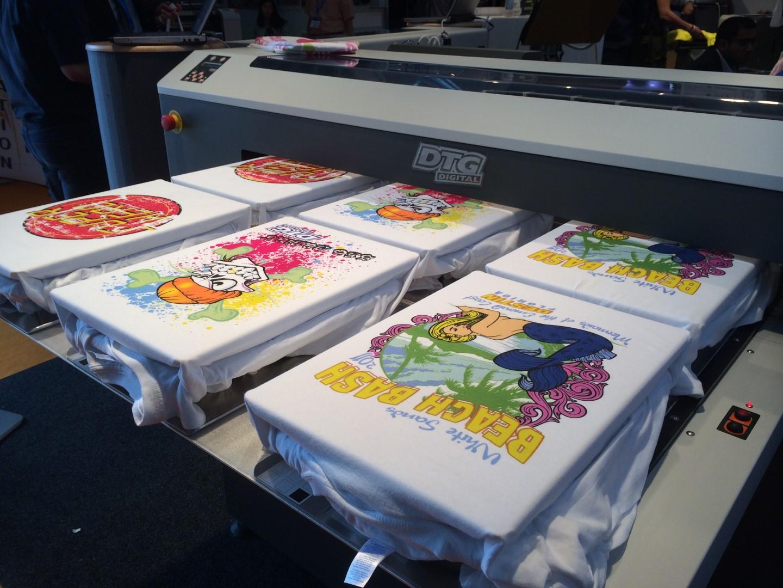 M2 Garment Printer Dtg Digital Printer