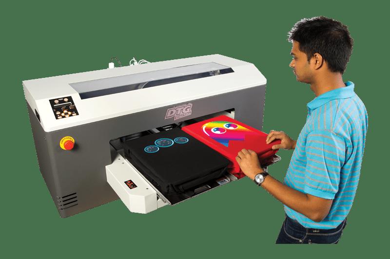 M2 Print Setup