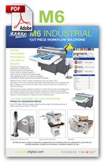 M6 Cut Piece Brochure