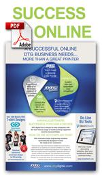 DTG Success Online brochure