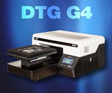 G4 Garment Printer