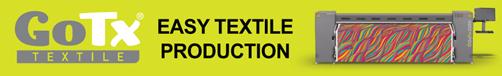 GoTx Fabric Printers