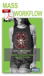 Mass Production Workflow Brochure