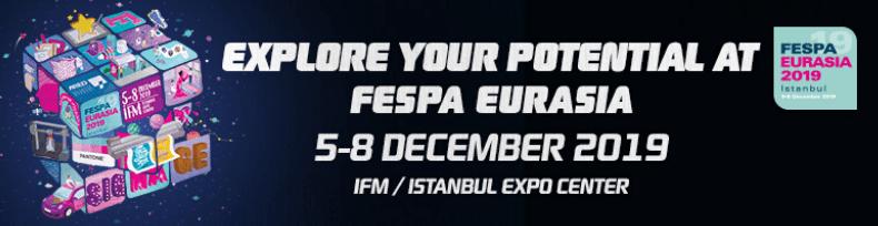 FESPA Istanbul 2019